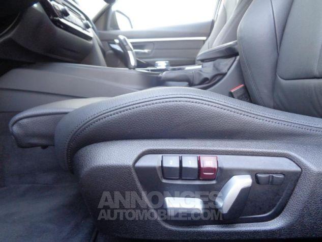 BMW Série 3 320dA xDrive 190ch Luxury Mediterranblau metallise Occasion - 12