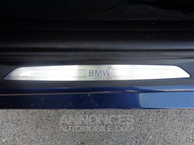 BMW Série 3 320dA xDrive 190ch Luxury Mediterranblau metallise Occasion - 13