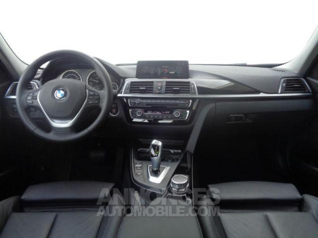BMW Série 3 320dA xDrive 190ch Luxury Mediterranblau metallise Occasion - 14