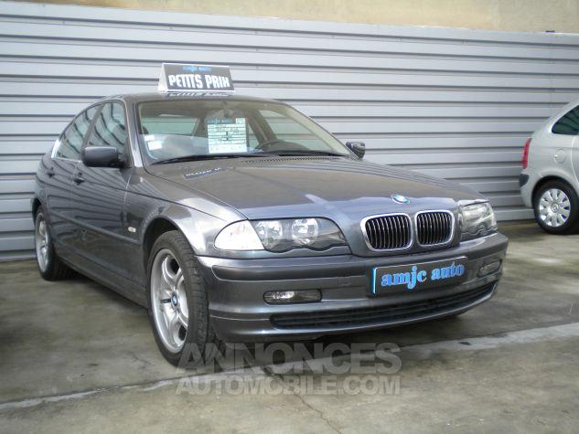 BMW Série 3 320i Gris Anthracite  Occasion - 0