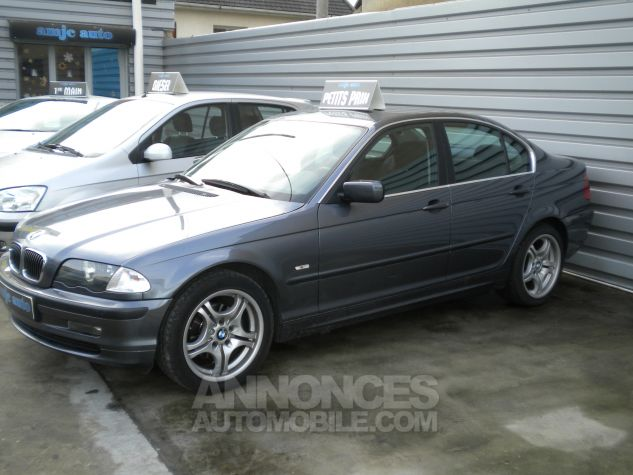 BMW Série 3 320i Gris Anthracite  Occasion - 1