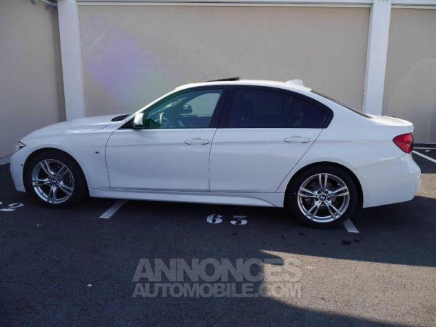 BMW Série 3 320iA 184ch M Sport Alpinweiss Occasion - 2