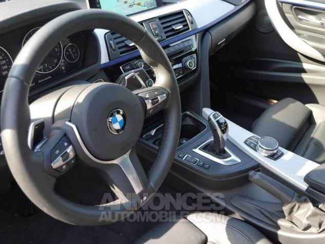 BMW Série 3 320iA 184ch M Sport Alpinweiss Occasion - 3
