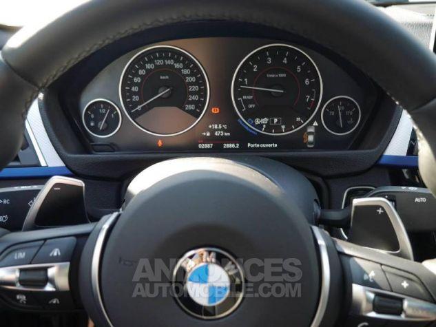 BMW Série 3 320iA 184ch M Sport Alpinweiss Occasion - 5