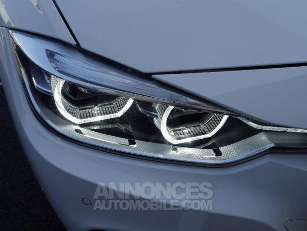 BMW Série 3 320iA 184ch M Sport Alpinweiss Occasion - 10