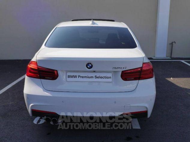 BMW Série 3 320iA 184ch M Sport Alpinweiss Occasion - 12