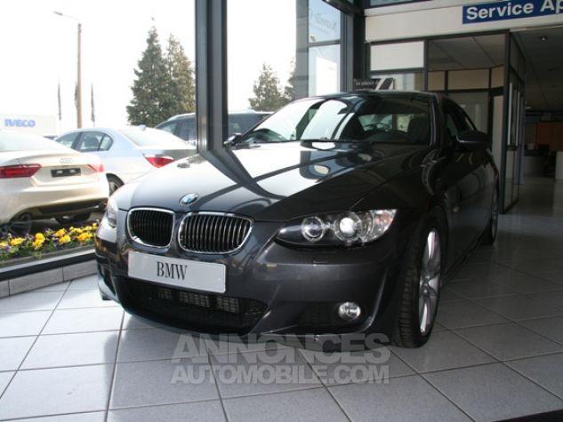 BMW Série 3 330 D COUPE SPORT DESIGN Gris Fonce  Occasion - 0