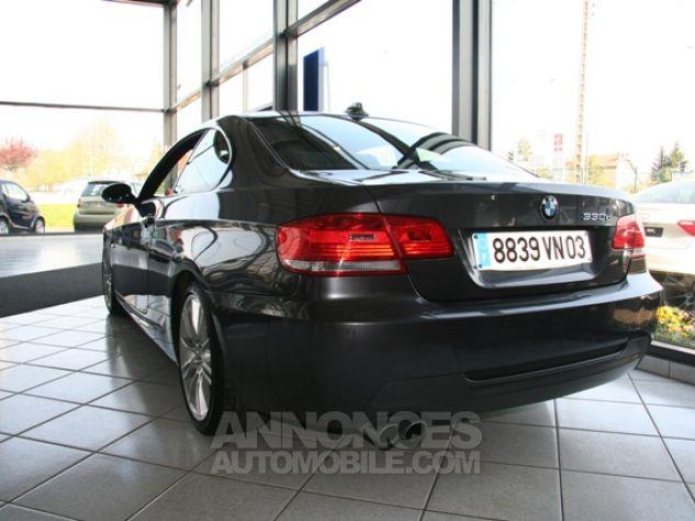 BMW Série 3 330 D COUPE SPORT DESIGN Gris Fonce  Occasion - 1