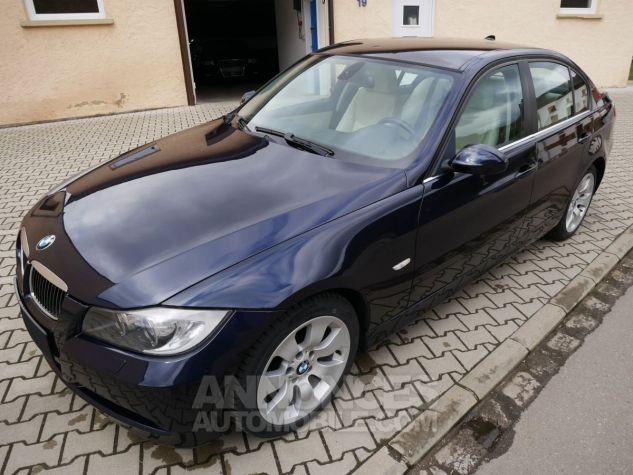 BMW Série 3 330 xd 231 Luxe BVA, Xénon bleu foncé métallisé Occasion - 1
