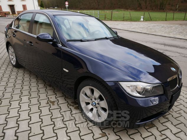 BMW Série 3 330 xd 231 Luxe BVA, Xénon bleu foncé métallisé Occasion - 2