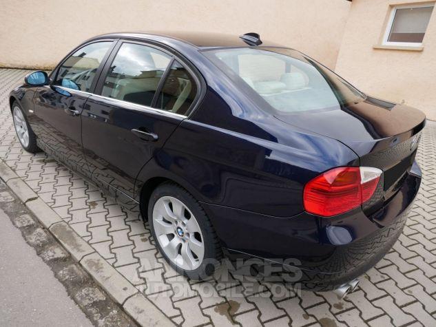BMW Série 3 330 xd 231 Luxe BVA, Xénon bleu foncé métallisé Occasion - 4