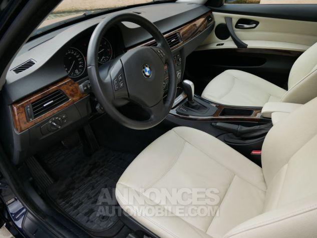 BMW Série 3 330 xd 231 Luxe BVA, Xénon bleu foncé métallisé Occasion - 5