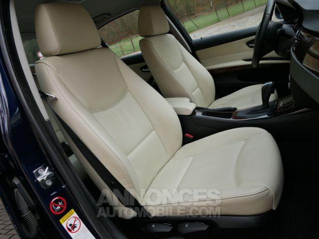 BMW Série 3 330 xd 231 Luxe BVA, Xénon bleu foncé métallisé Occasion - 7