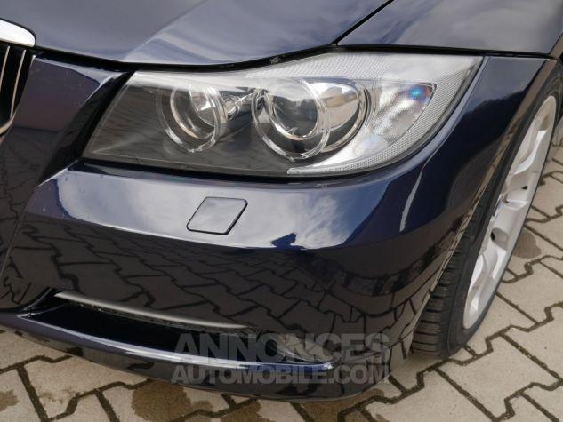 BMW Série 3 330 xd 231 Luxe BVA, Xénon bleu foncé métallisé Occasion - 9