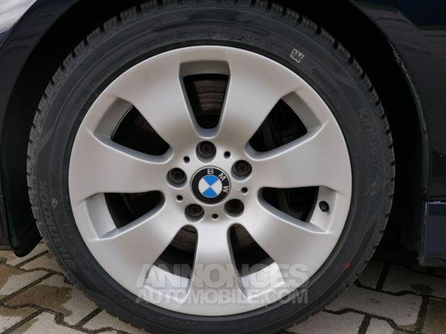 BMW Série 3 330 xd 231 Luxe BVA, Xénon bleu foncé métallisé Occasion - 10