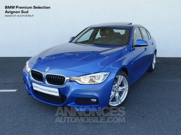 BMW Série 3 330dA 258ch M Sport ESTORIBLAU Occasion - 0