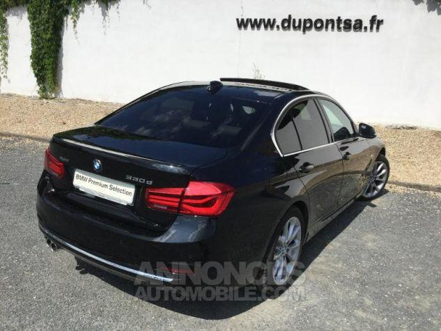 BMW Série 3 330dA xDrive 258ch Luxury Saphirschwarz metallise Occasion - 1