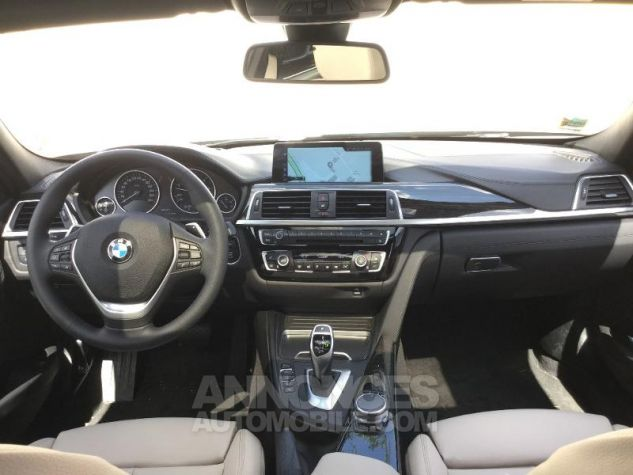 BMW Série 3 330dA xDrive 258ch Luxury Saphirschwarz metallise Occasion - 3