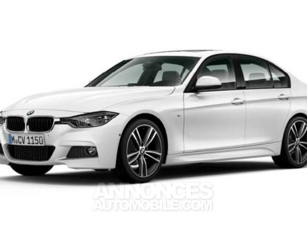 BMW Série 3 330iA xDrive 252ch M Sport Mineralgrau metallise Occasion - 0