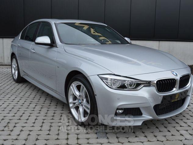 BMW Série 3  BMW 320 D xDrive 190 ch M Sport 1 MAIN !!  argent Occasion - 1