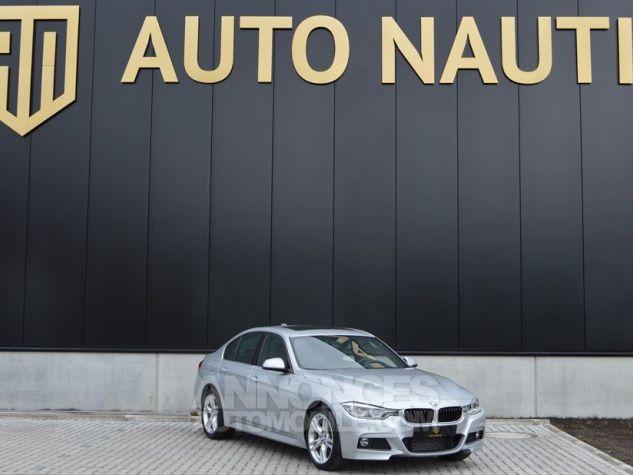 BMW Série 3  BMW 320 D xDrive 190 ch M Sport 1 MAIN !!  argent Occasion - 2