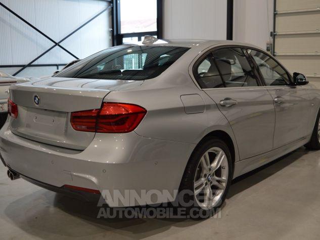 BMW Série 3  BMW 320 D xDrive 190 ch M Sport 1 MAIN !!  argent Occasion - 3