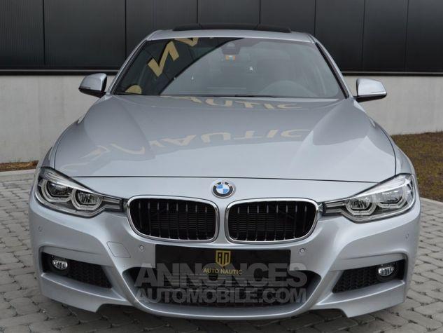 BMW Série 3  BMW 320 D xDrive 190 ch M Sport 1 MAIN !!  argent Occasion - 4