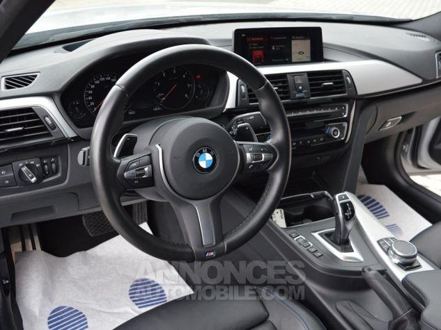 BMW Série 3  BMW 320 D xDrive 190 ch M Sport 1 MAIN !!  argent Occasion - 8