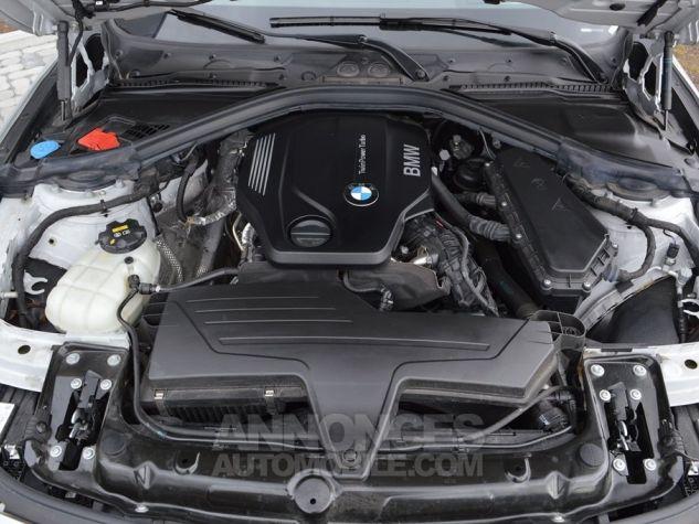 BMW Série 3  BMW 320 D xDrive 190 ch M Sport 1 MAIN !!  argent Occasion - 12