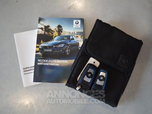 BMW Série 3  BMW 320 D xDrive 190 ch M Sport 1 MAIN !!  argent Occasion - 15