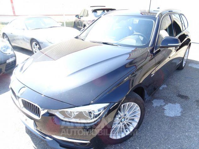 BMW Série 3 Break 320D 190PS BVA XDRIVE / Véhicule Français  noir metallisé Occasion - 2