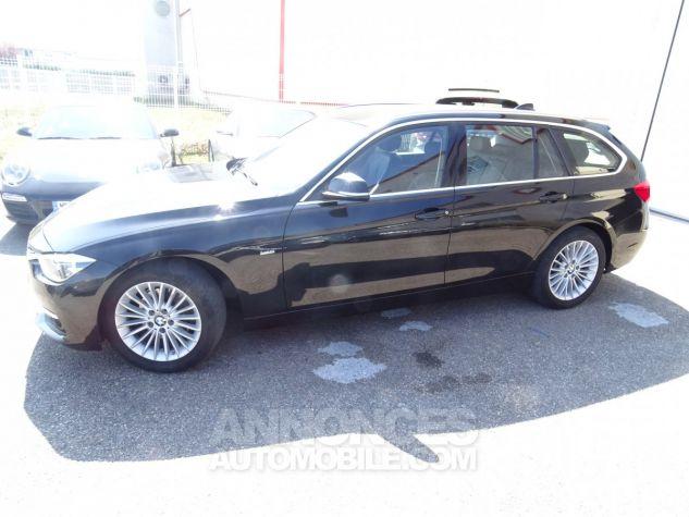BMW Série 3 Break 320D 190PS BVA XDRIVE / Véhicule Français  noir metallisé Occasion - 3