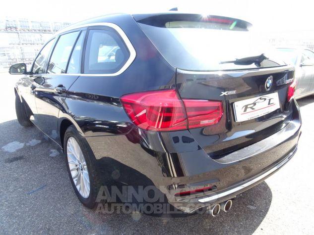 BMW Série 3 Break 320D 190PS BVA XDRIVE / Véhicule Français  noir metallisé Occasion - 5