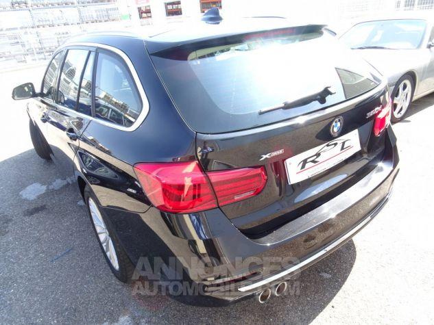 BMW Série 3 Break 320D 190PS BVA XDRIVE / Véhicule Français  noir metallisé Occasion - 6