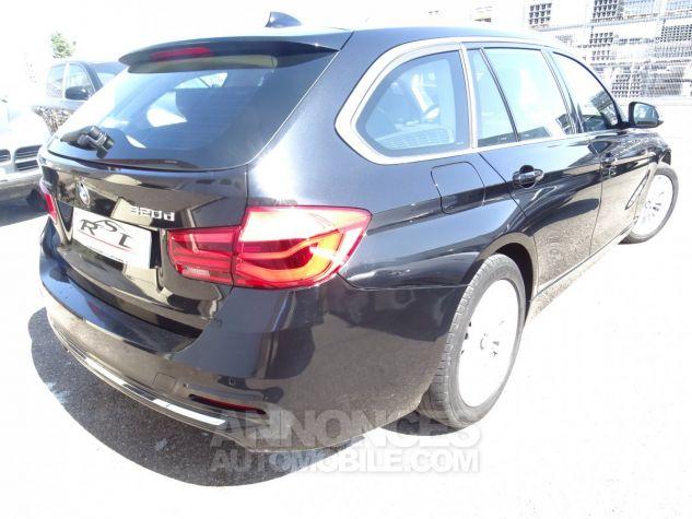 BMW Série 3 Break 320D 190PS BVA XDRIVE / Véhicule Français  noir metallisé Occasion - 7
