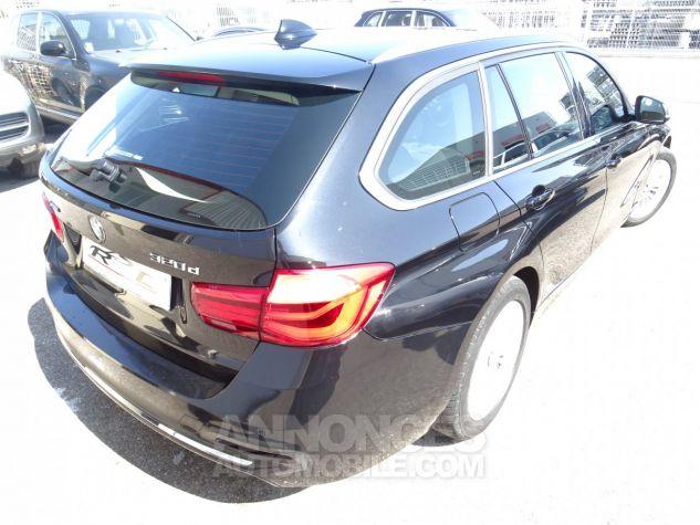 BMW Série 3 Break 320D 190PS BVA XDRIVE / Véhicule Français  noir metallisé Occasion - 8