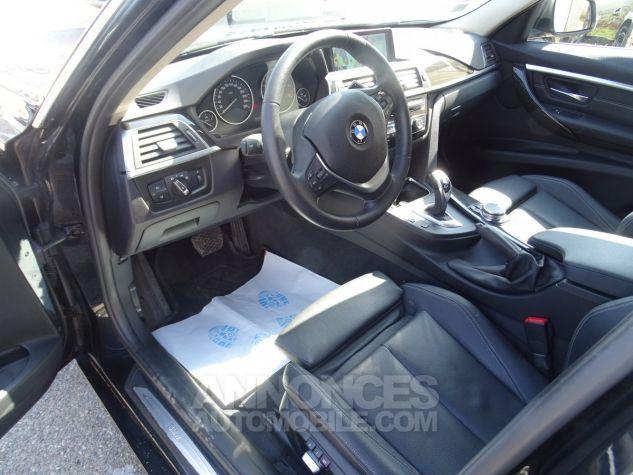 BMW Série 3 Break 320D 190PS BVA XDRIVE / Véhicule Français  noir metallisé Occasion - 10