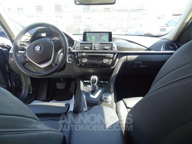 BMW Série 3 Break 320D 190PS BVA XDRIVE / Véhicule Français  noir metallisé Occasion - 13