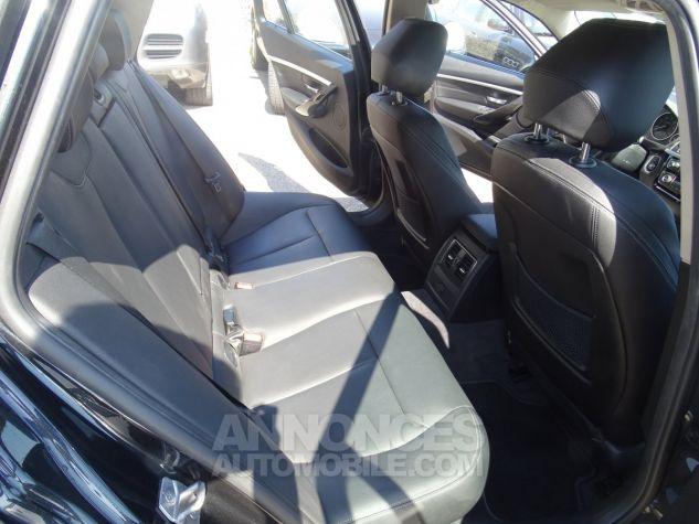 BMW Série 3 Break 320D 190PS BVA XDRIVE / Véhicule Français  noir metallisé Occasion - 15