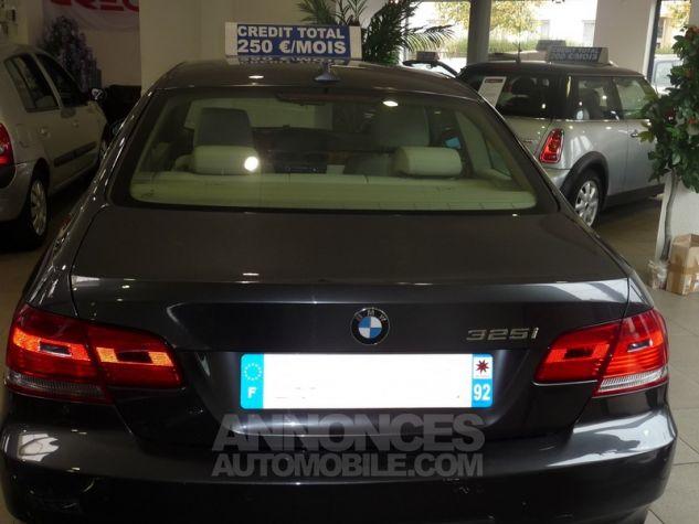 BMW Série 3 coupé 325 i  Gris Anthracite Occasion - 3