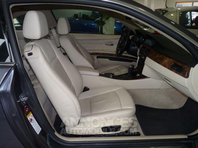 BMW Série 3 coupé 325 i  Gris Anthracite Occasion - 7
