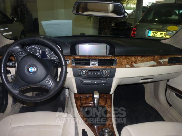 BMW Série 3 coupé 325 i  Gris Anthracite Occasion - 9