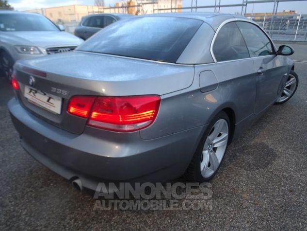 BMW Série 3 E93 335IA 306PS Cabriolet Sport /Full Options gris anthracite met Occasion - 4