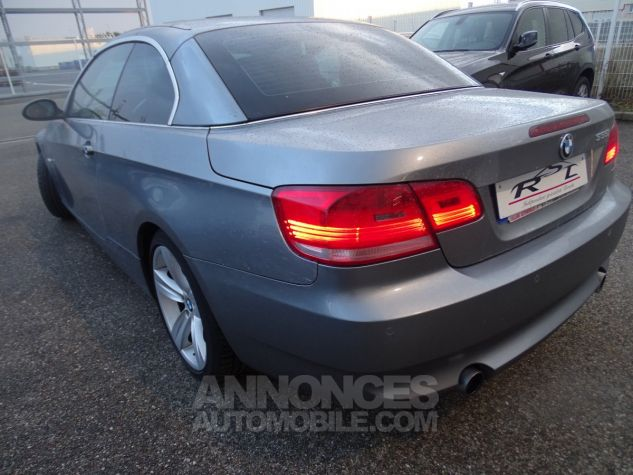 BMW Série 3 E93 335IA 306PS Cabriolet Sport /Full Options gris anthracite met Occasion - 6