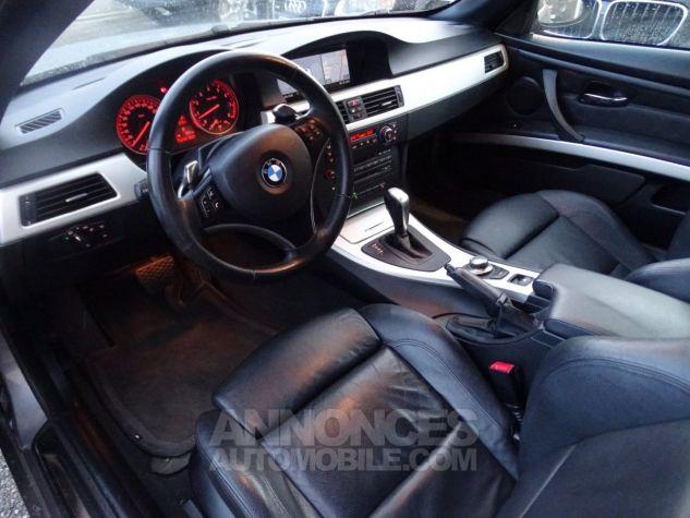 BMW Série 3 E93 335IA 306PS Cabriolet Sport /Full Options gris anthracite met Occasion - 8