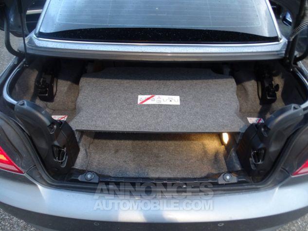 BMW Série 3 E93 335IA 306PS Cabriolet Sport /Full Options gris anthracite met Occasion - 13