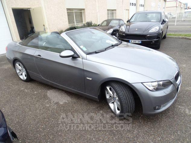 BMW Série 3 E93 335IA 306PS Cabriolet Sport /Full Options gris anthracite met Occasion - 16