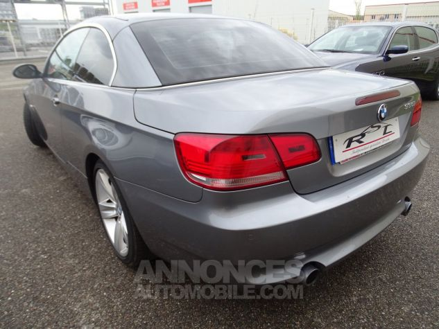 BMW Série 3 E93 335IA 306PS Cabriolet Sport /Full Options gris anthracite met Occasion - 15