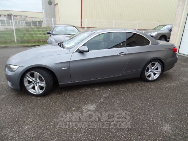 BMW Série 3 E93 335IA 306PS Cabriolet Sport /Full Options gris anthracite met Occasion - 14