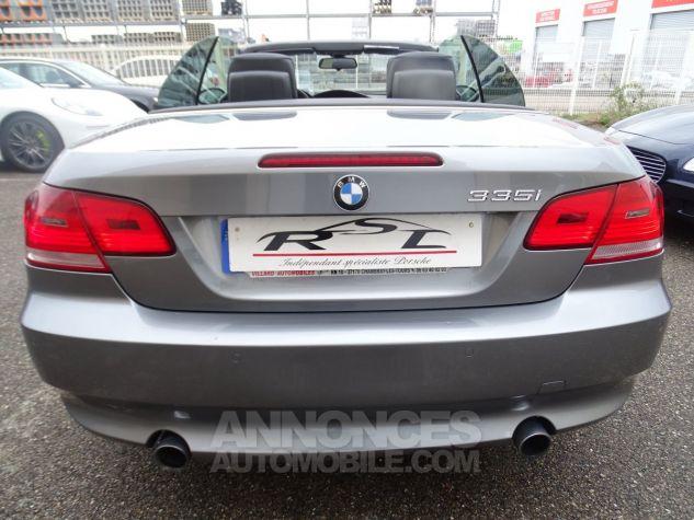 BMW Série 3 E93 335IA 306PS Cabriolet Sport /Full Options gris anthracite met Occasion - 17